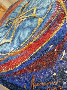 Dino Maccini Painted Doors, Stained Glass, Contemporary, Rugs, Inspiration, Home Decor, Mosaics, Farmhouse Rugs, Biblical Inspiration