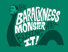 1091-20120426-BaracknessMonster by Chris Piascik, via Flickr  Inspired by President Obama Slow Jams the News with Jimmy Fallon: http://www.youtube.com/watch?feature=player_embedded=vAFQIciWsF4