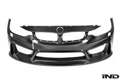 3D Design Introduces Carbon Fiber Bumpers for BMW M4 - http://www.bmwblog.com/2016/03/31/3d-design-carbon-fiber-bumpers-bmw-m4/
