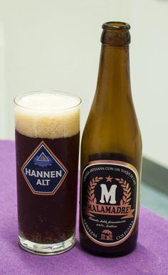Colegiata Malamadre. Brown Ale. 5.5º