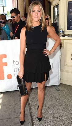 Jennifer Aniston's Life in LBDs PEOPLE's Most Beautiful Woman knows what she likes. And what she likes is a little black dress!