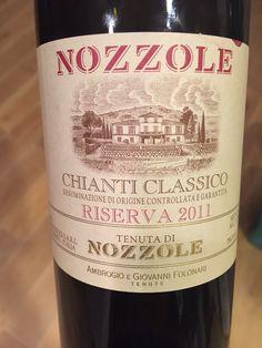 Nozzole Chianti Classico Riserva 2011 Good