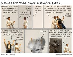 A Mid-StarWars Night's Dream, Episode 3 - http://theshakespearestandard.com/a-mid-starwars-nights-dream-episode-3/