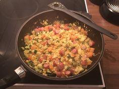 Schnelle low carb Pfanne Nr. 4, ein schmackhaftes Rezept mit Bild aus der Kategorie Braten. 75 Bewertungen: Ø 4,3. Tags: Braten, Ei, Eier, einfach, Gemüse, Hauptspeise, Resteverwertung, Schnell, Schwein, Snack, Trennkost