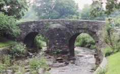 Altarnun Bridge, River Fowey.