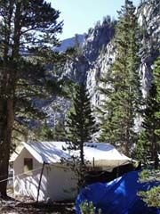Crazy cool tents
