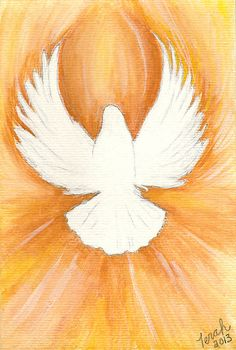 Hey, I found this really awesome Etsy listing at https://www.etsy.com/listing/127030075/holy-spirit-dove-print-of-a-watercolor