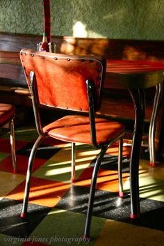 floral linoleum overstuffed furniture conventions pinterest rubber flooring shabby vintage and shabby - Linoleum Restaurant Interior