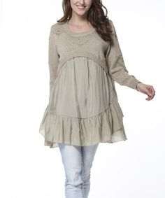 This, in black.  Way smaller ruffle.  I need to find a knitting pattern for the top layer.
