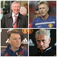 It is hard to coach Manchester United. Because there is a great coach Alex Ferguson.