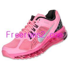 50% off Cheap Nike Air Max,Nike Air Max 2013 Womens Polarized Pink Reflect