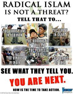 Radical Islam is really just islam