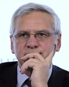 Minister van Economie Chris Peeters.