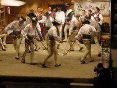 Polish Highlander Dances and Dancing - Goralski Tancie -  Karnawał w Bukowinie Tatrzańskiej