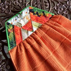 Download FREE Potholder / Towel Pattern Sewing Pattern | Featured Products | YouCanMakeThis.com