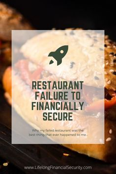 Why my failed restaurant was the best thing that ever happened to me… On the Internet, you can be anyone you want. You can reinvent yourself. And you can hide your failures. So why don't I? Read more...