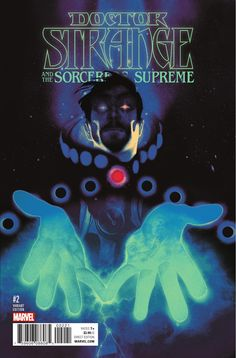 Preview: Doctor Strange and the Sorcerers Supreme #2, Story: Robbie Thompson Art: Javier Rodriguez Cover: Javier Rodriguez Publisher: Marvel Publication Date: November 23rd, 2016 Price: $3.99  &nbs...,  #All-Comic #All-ComicPreviews #Comics #DoctorStrangeandtheSorcerersSupreme #JavierRodriguez #Marvel #previews #RobbieThompson