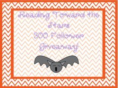 Reading Toward the Stars!: 300 Follower Giveaway!!