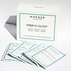 NuFACE Prep-N-Glow - SF Skin Care NuFACE Prep-N-Glow™ cloths are the ultimate beauty triple threat – cleansing, exfoliating and hydrating! Exfoliators, Normal Skin, Radiant Skin, Beauty Essentials, Makeup Remover, Healthy Skin, Sensitive Skin, Cloths