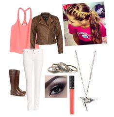 School outfit<3