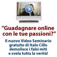 Guadagna online con le tue passioni e abilita'
