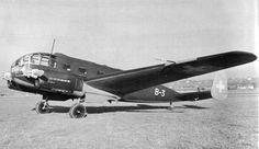 7 May 1945, a German Siebel Si 204, on the Swiss airfield of Belpmoos.