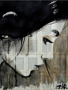 """Saatchi Art Artist Loui Jover; Drawing, """"within without"""" #art"""