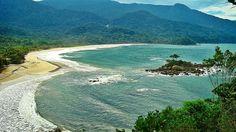 Praia dos Castelhanos - Ilha Bela