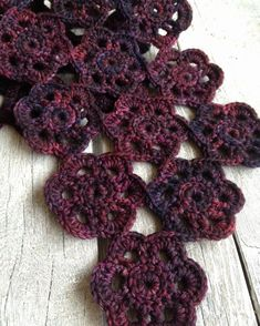 """Ildiko Eros - napmátka műhely on Instagram: """"#kézimunka #craftwork #horgolás #hungarianart #hungarianartist #crochet #napmátka #gyapjú #wool #openwork #ooakcrochet #malabrigoyarn"""" Crochet Projects, Hand Knitting, Crochet Necklace, Instagram, Crochet Collar"""