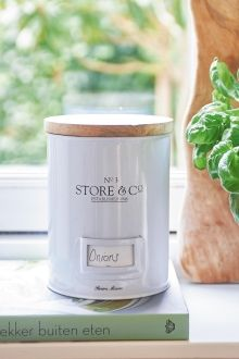 Coming Soon | Rivièra Maison Store & Co Storage Jar L