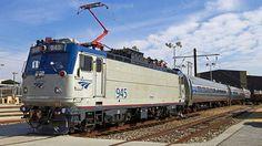 Amtrak is retiring the AEM-7 electric locomotives that