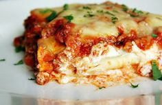 Kitchen Full of Sunshine: Crockpot Lasagna