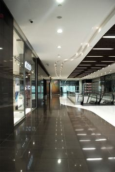 Archello Shopping Mall, Centre, Commercial, Interiors, Studio, Projects, Shopping Center, Log Projects, Blue Prints