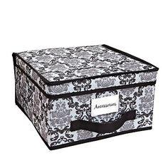 Laura Ashley Delancy Storage Boxes
