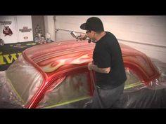 Custom Vehicle Graphics w/ Armando Serrano - YouTube