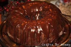 fudge pudding cake :9