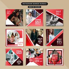Graphic Design Brochure, Graphic Design Trends, Web Design, Graphic Design Posters, Instagram Banner, Instagram Grid, Instagram Design, Instagram Posts, Creative Poster Design