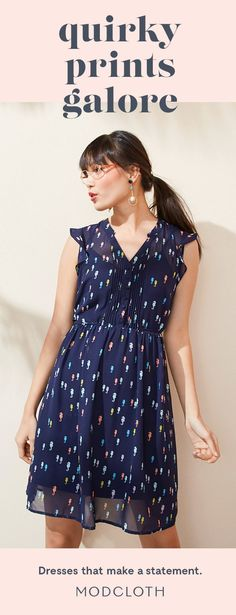 e34de0b0d62 Printed dresses make your outfit pop. Teacher Outfits