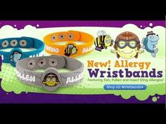 Just got one of these wrist bands for Devan, he loves it!  He feels like he is in a special club!  The site is good with lots of great resources!