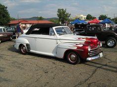Random Muscle Cars of America Classic Car Image