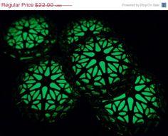 20 OFF Steampunk Kryptonite Glow In The Dark by treasurebay, $17.60