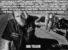 sons of anarchy, quotes