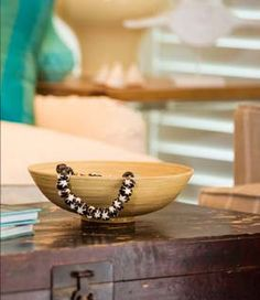 Gift Ideas - What a difference a bowl can make! House Of York, Decorative Bowls, Bamboo, Household, Gift Ideas, How To Make, Gifts, Stuff To Buy, Presents