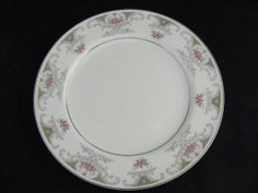 Vintage Alberon Translucent Fine China 10 by KissingKansasWinds, $6.99