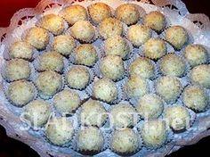 Kuličky Raffaello dia Sweet Recipes, Diabetes, Muffin, Breakfast, Fitness, Raffaello, Morning Coffee, Muffins, Cupcakes
