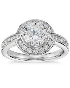Colin Cowie trevi halo diamond engagement ring with round center in platinum I https://www.theknot.com/fashion/-trevi-halo-diamond-engagement-ring-colin-cowie-engagement-ring?utm_source=pinterest.com&utm_medium=social&utm_content=june2016&utm_campaign=beauty-fashion&utm_simplereach=?sr_share=pinterest