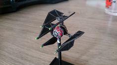 star wars : x wing :: [MODIF] defenseur Tie
