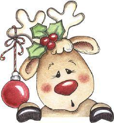 Christmas Fun and Games - morchin - Picasa Web Albums Christmas Blocks, Christmas Canvas, Christmas Art, Christmas Projects, Holiday Crafts, Vintage Christmas, Christmas Decorations, Christmas Ornaments, Christmas Graphics