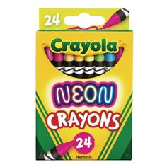 School Smart Large Non-Toxic Crayon in Storage Box Pack of 400 7//16 X 4 in Assorted Color