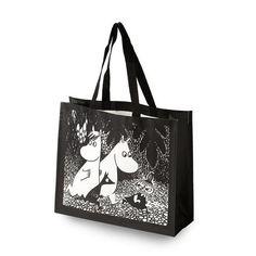 Moomin in the woods bag